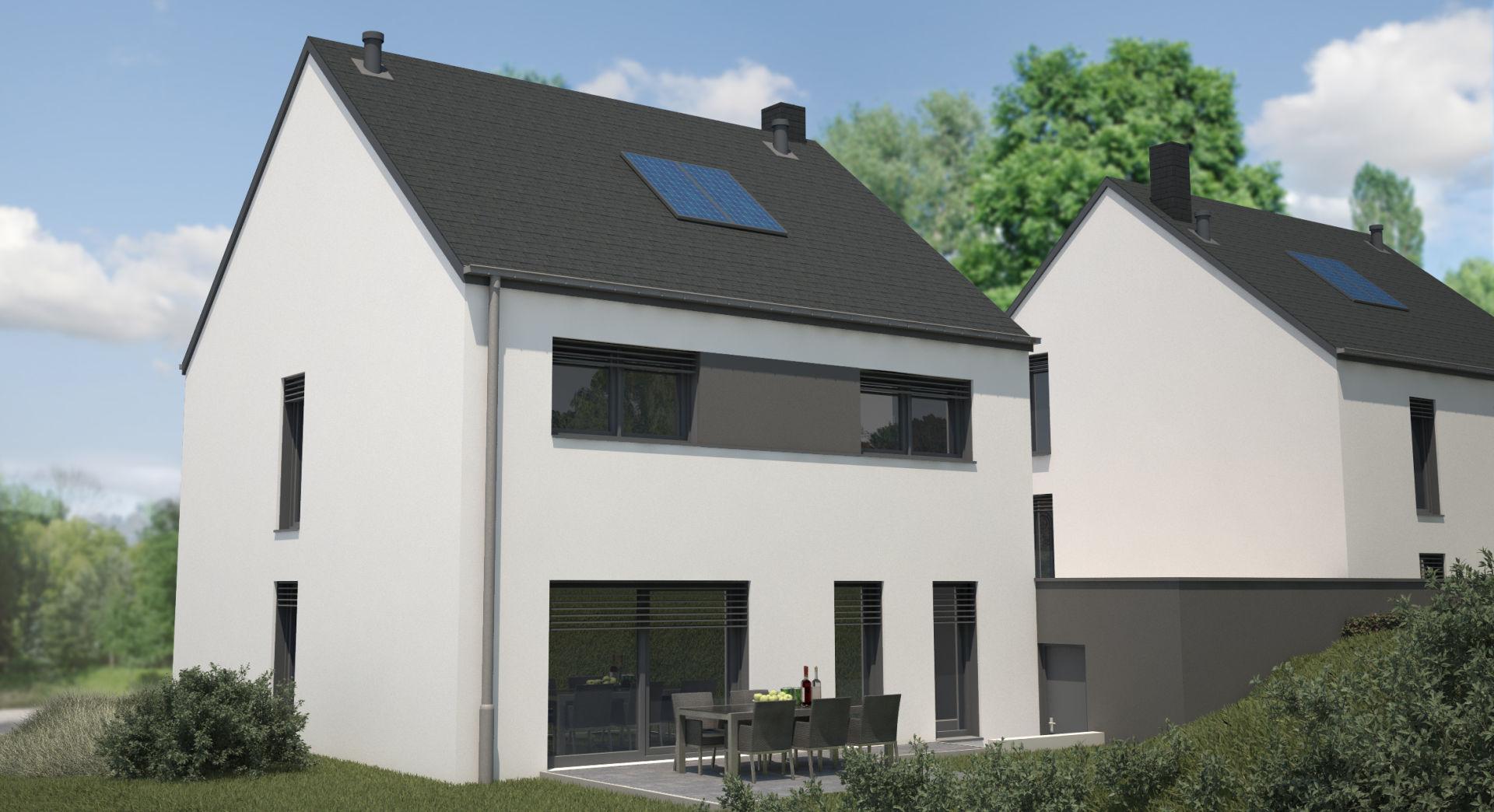 Maison à Wilwerdange